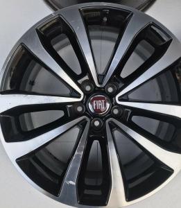 4 Cerchi In Lega 17 Pollice Fiat Nuova Tipo Anno 2018 Originale
