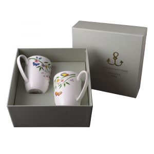 Set 2 Mugs in Giftbox GCV | Incanto di Primavera