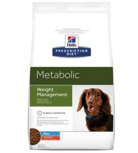 Hill's - Prescription Diet Canine - Metabolic Mini - 6 kg x 2 sacchi