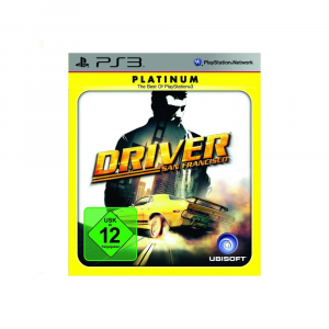 Driver: San Francisco - USATO - PS3