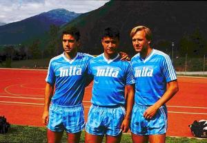 1986-88 Como Pantaloncini Home M (Top)