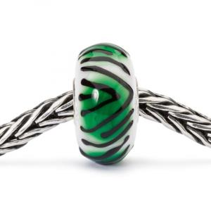 Beads Trollbeads Tigre Smeraldo - View2 - small