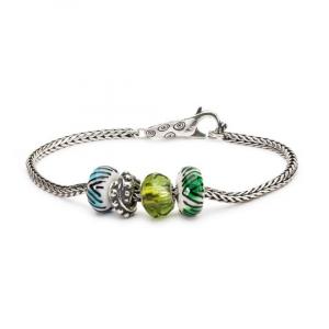Beads Trollbeads Tigre Smeraldo - View2