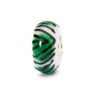 Beads Trollbeads Tigre Smeraldo - Main view - small