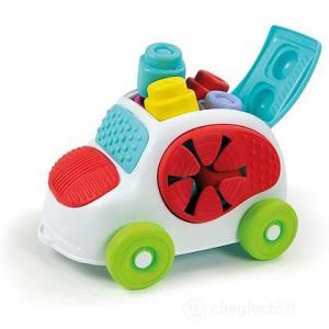 Nuovo veicolo Clemmy Clementoni dai 6 mesi
