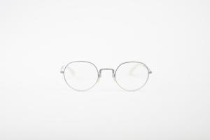 Movitra Spectacles,tytus tondo Silver 100%titanium