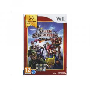 Super Smash Bros. Brawl - USATO - Wii