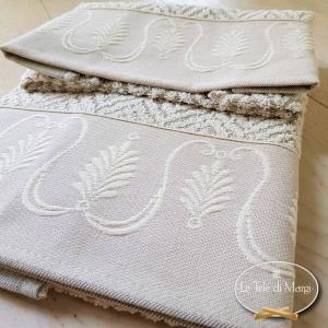 Asciugamani Foglia di lino