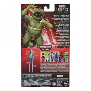 *PREORDER* Marvel Legends Series Action Figures: SPIDER-MAN SERIE 1 COMPLETA by Hasbro