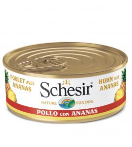 Schesir Dog - Gelatina - Adult - 150g x 6 lattine