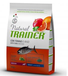 Trainer Natural - Medium - Adult - 12 kg x 2 sacchi