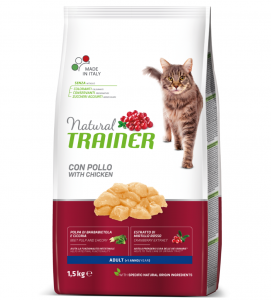 Trainer Natural Cat - Adult - 10 kg x 2 sacchi