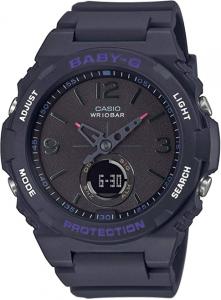 Casio BABY-G multifunzione, Protection nero