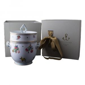Vaso/centrotavola in Giftbox GCV - Floreale