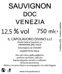 Sauvignon Doc Venezia