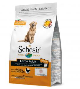 Schesir Dog - Large Adult - 12 kg x 2 sacchi