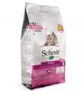 Schesir Cat - Kitten - 10 kg x 2 sacchi