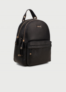 Zaino M Backpack nero LIU JO