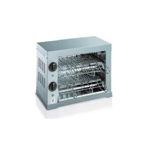 Toaster Portofino 6 Stainless steel Pliers, W 3000