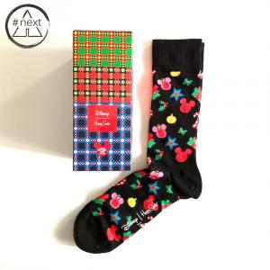 Happy Socks - Disney Happy Holliday - Gift box 4 calze