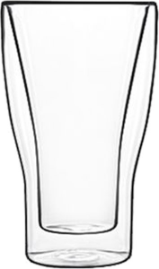 Duos Double wall glass latte macchiato cup cl.34 RM376 (6pcs)