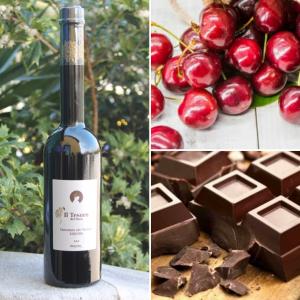 Cioccolato e Visciole - Il Tesoro del Duca - 50cl