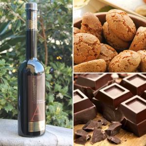 Cioccoamaretto - Cioccolato e Amaretto - 50cl