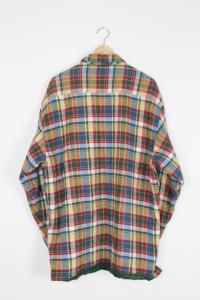 Camicia flanella imbottita