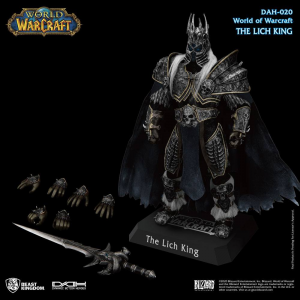 *PREORDER* World of Warcraft - Wrath of the Lich King Action Figure: ARTHAS MENETHIL by Beast Kingdom