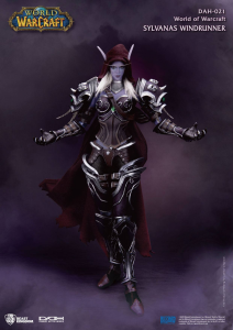 *PREORDER* World of Warcraft - Battle for Azeroth Action Figure: SYLVANAS WINDRUNNER by Beast Kingdom