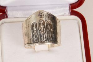 Anello Paolo VI in argento