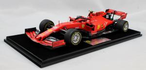 Ferrari Sf15-T Sebastian Vettel Belgium  2015 900th Gp 1/18