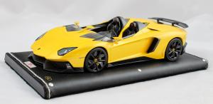Lamborghini Aventador J Giallo Orion Lts 99 Pcs 1/18 Mr Collection
