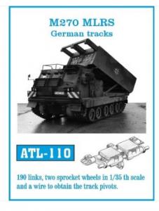 M270 MLRS German tracks