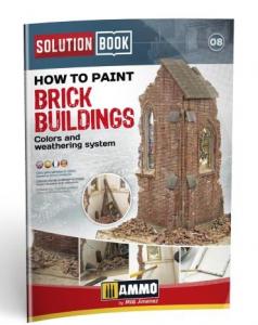 Solution Book Come Dipingere gli Edifici in Mattoni