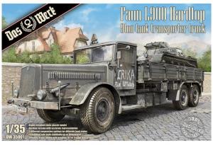 Faun L900 Hardtop