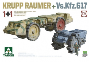 KRUPP RAUMER + Vs.Kfz.617