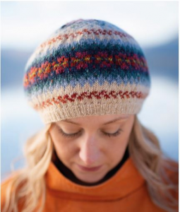 Workshop on line: Il basco a motivi Fair Isle Breiwick
