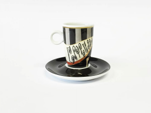 Tassen Unterteller espresso Groovy Girl (6stck)