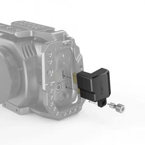 Adattatore angolare per cavo HDMI e USB-C per Blackmagic Camera cage 4k AAA2700