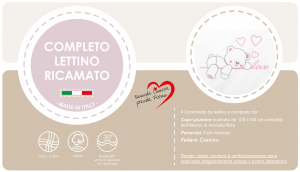 Caldo Piumino Lettino Neonato Ricamato Completo di Paracolpi Lettino, Federa e Copripiumino Sfoderabile Per l'uso Estivo. 100% Cotone (Love Rosa) related image