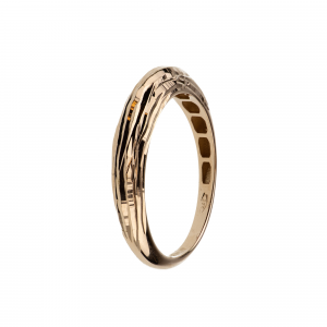 Anello Oro 18kt  Diamantato Prestige - Main view - small