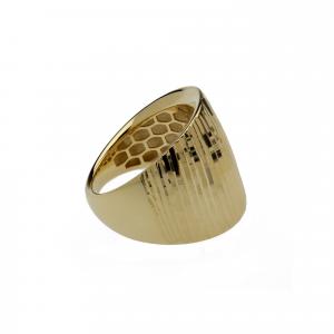 Anello Oro 18kt  Diamantato Prestige - View2 - small