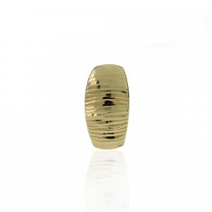 Orecchini Oro 18kt  Diamantato Prestige - View2 - small