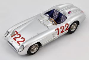 Mercedes-Benz 300 Slr (W196s) Mille Miglia Sieger 1955 1/18 CMC