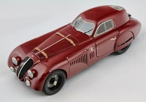 Alfa Romeo 8C 2900B Speciale Touring Coupé 1938 1/18 Cmc