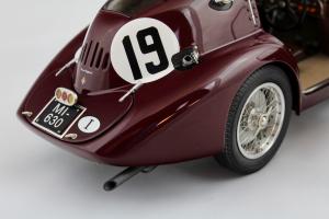 Alfa Romeo 8C 2900B Speciale Le Mans 1938 1/18 Cmc