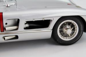 Mercedes Benz 300 SLR Mille Miglia 1955 Karl Kling 1/18 Cmc