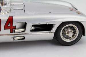 Mercedes-Benz 300SLR Mille Miglia 1955 Hans Herrmann 1/18 Cmc