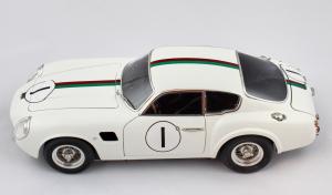 Aston Martin Db4 Gt Zagato Lm 1961 Start Nr 1 1/18 Cmc